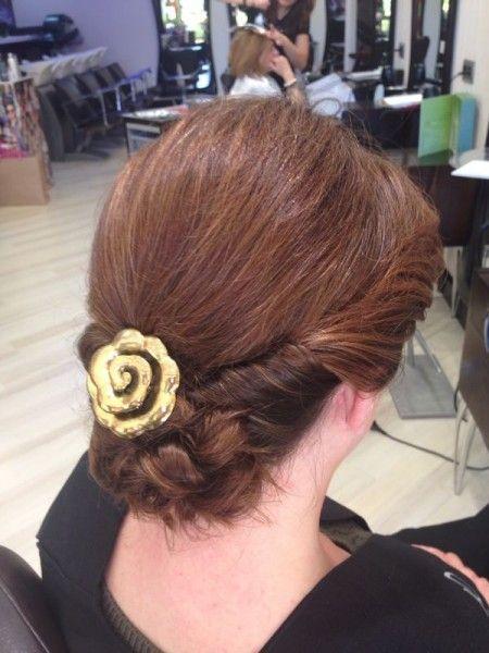 Peinados y recogidos - Peluquería D'ellas