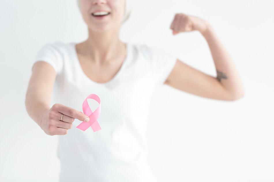 lucha contra el cáncer de mama